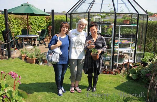 Fint besøg fra Norge - Anneli Rose Bengtson
