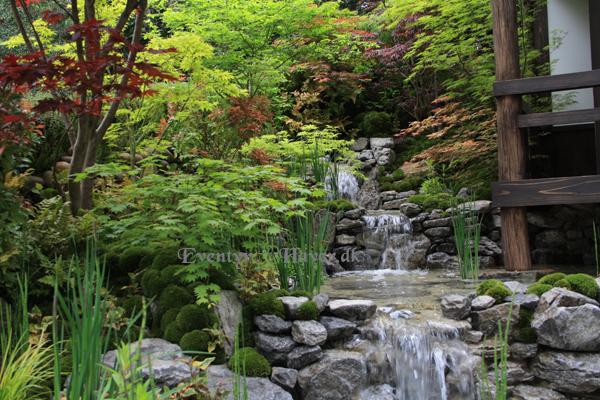 Chelsea Flower Show 2013 - best artisan garden,