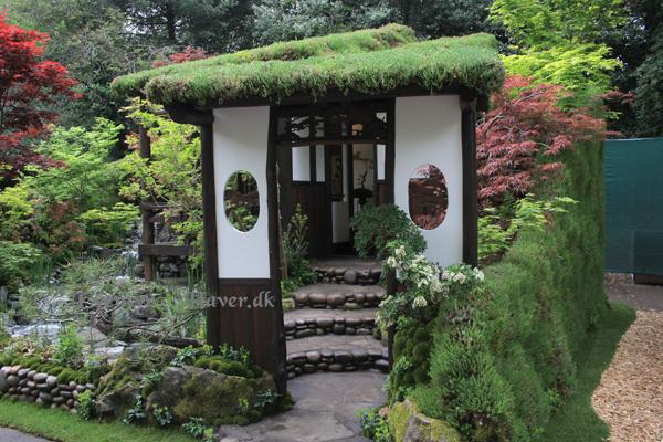 Chelsea Flower Show - best artisan garden 2013