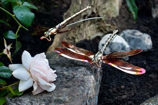 Store guldsmede til din have, krukker eler bede
