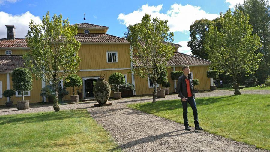 Gunillaberg - et lille slot i det svenske.