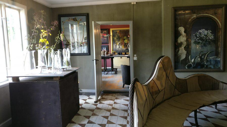 Stuer en suite på Gunillaberg