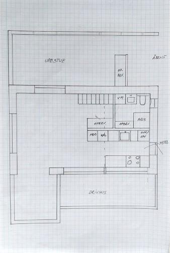Væsentligt ved vores design af vores kolonihavehus er plantegningen