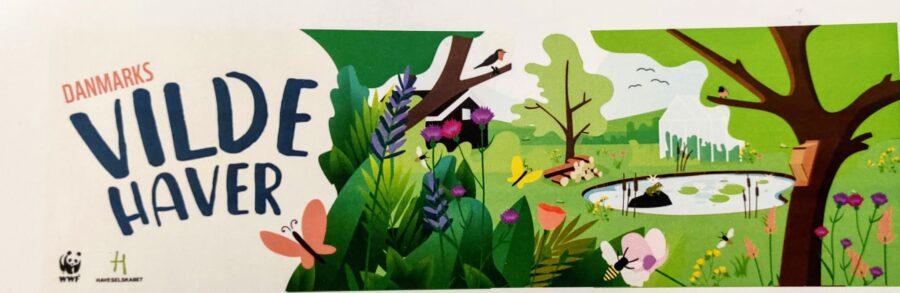 Danmarks Vilde Haver et eksperiment hvor private gør dele af deres egne haver mere vilde og bæredygtige