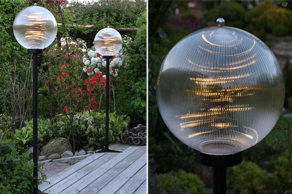 LED lavenergi udendørslampe