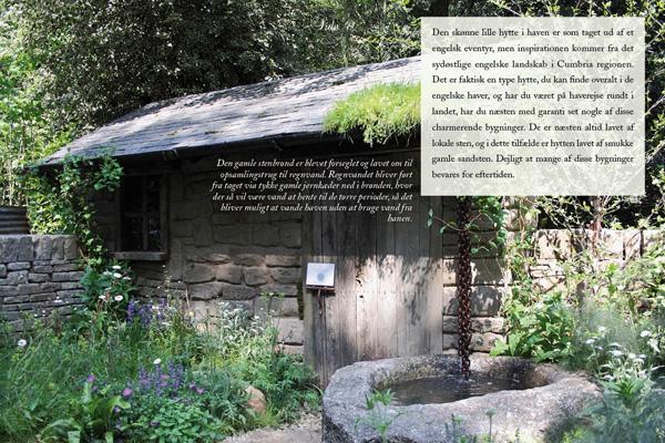 En af haverne fra e-bogen handler om en tørketålende have