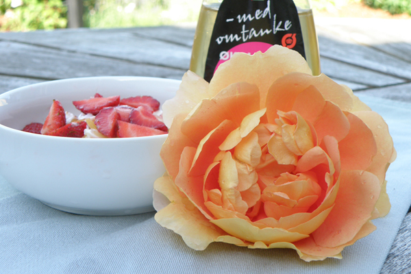 Pat Ausin rosen klæder ethvert bord...