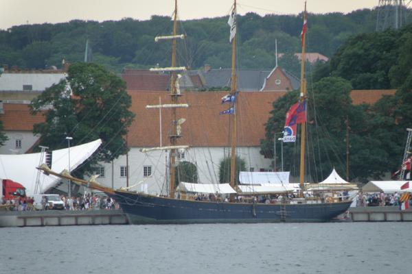 Træskibet Loa fra Nørresundby