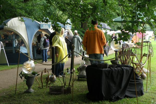 Eventyr Havers stand på Garden Living Fair