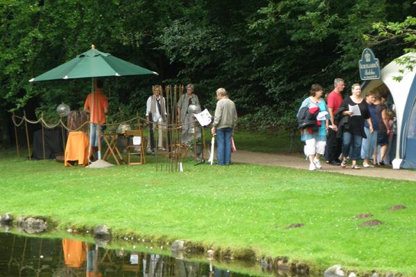 Søndag på Garden Living Fair