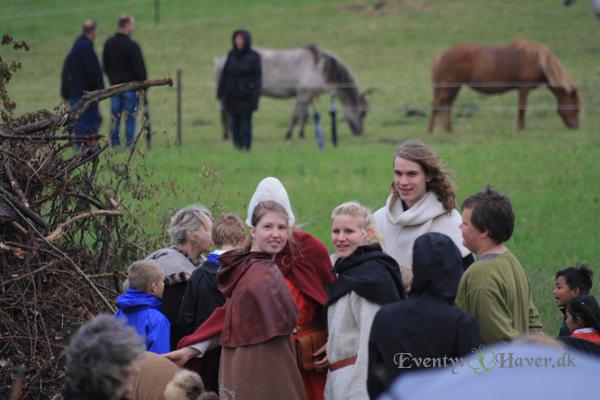 Vikingeungdommen ser friske og skønne ud