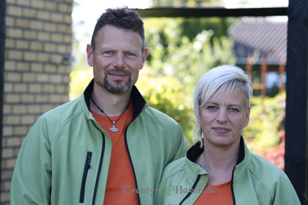 Torsten og Annette fra Eventyr Haver