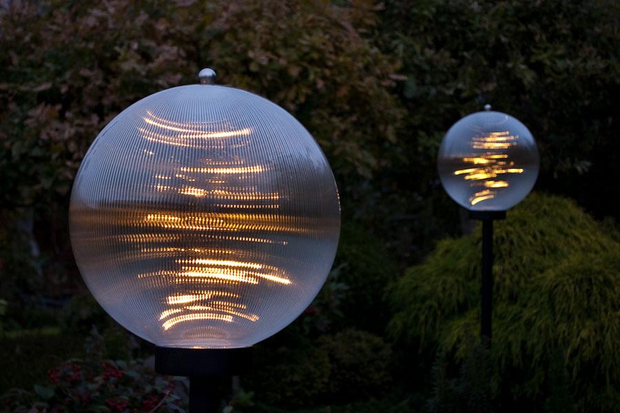 Estalla udendørslampe med LED