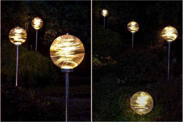 LEd udendørslampe