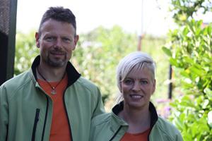 Torsten og Annette Lund Andersen - indehavere af Eventyr Haver®