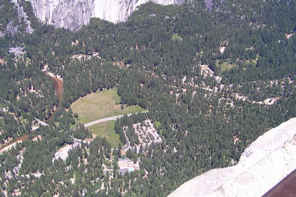 Yosemite Vally og Merced River